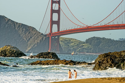 Golden Gate Bridge -Happy 75th