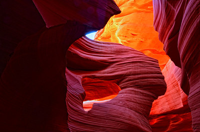 Antelope Canyon Park Arizona